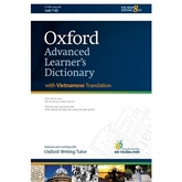 Từ Điển Oxford Advanced Learner's Dictionary (With Vietnamese Translation) - Bìa Mềm