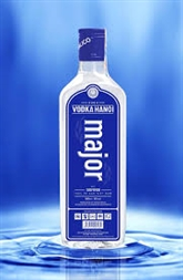 Rượu Vodka Major 500ml