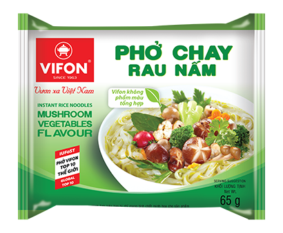 Phở chay 65gr